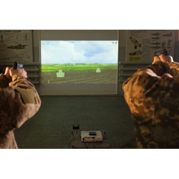 Інтерактивний стрілецький лазерний тир ePresenter