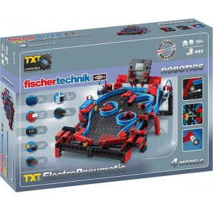 Конструктор fischertechnik ROBOTICS TXT Електропневматика